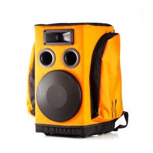 Partybag 6 orange